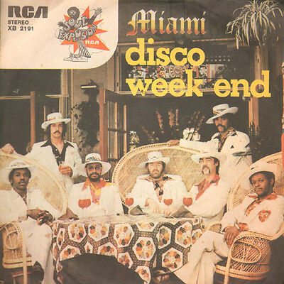 Miami - Disco week end/II