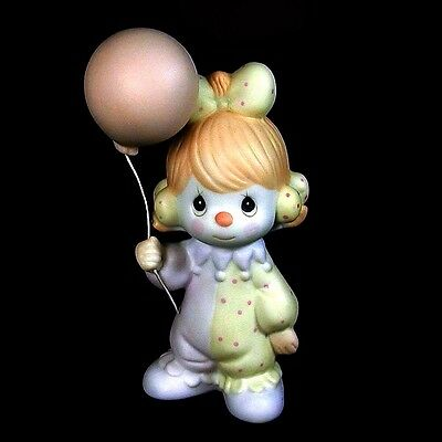 Precious Moments 'Girl With Balloon' #12238B