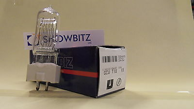 T18 Lamp Theatre Stage Lighting  bulb 500W T18 class GE GY9.5 (T25) X TEN