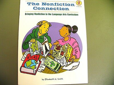 Nonfiction Teacher Resource Grade 4th-8th English Reading Writing 5th 6th