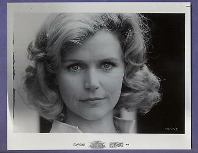 """Lee Remick Rod Steiger Hennessy B&W 8"""" x10"""" Movie Star Glossy Photo Picture 75"""