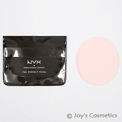 "1 NYX Super NBR Oval Professional Makeup Puff / Sponge ""PF 02"" *Joy's cosmetics*"