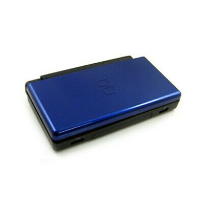 Replacement Cobalt Blue + Black Housing Shell Kit DS Lite NDSL DSL Casing Repair
