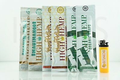 AUTHENTIC RAW Rolling Paper Bundle Stash Box- Papers-Tips-Hemp Wick-Lighter