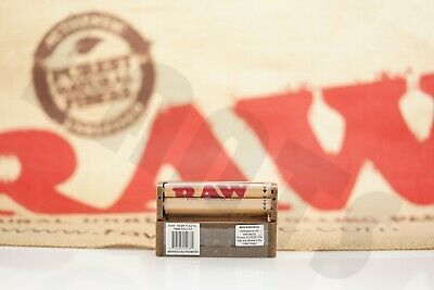 2 Authentic Raw Plastic Rolling Paper Machine Hand Roller 79Mm 1.25