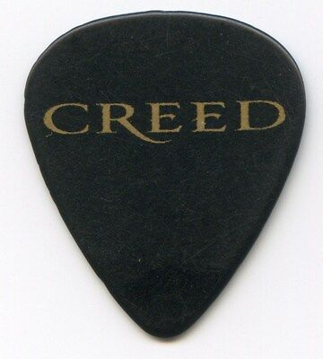 CREED  Concert Tour Guitar Pick!!! MARK TREMONTI custom stage Pick #3