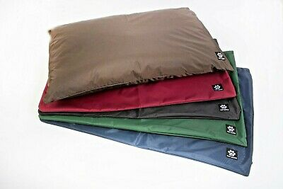 Heavy Duty Waterproof Dog Mattress Pet Bed COVER ONLY   ** MADE IN UK **