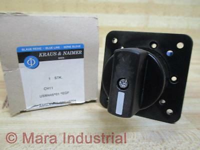Kraus & Naimer CH11 Blue Line Switch