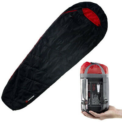 CARIBEE PLASMA HYPER LITE +12 (900grams) Compact Sleeping Bag Hyperlite Light