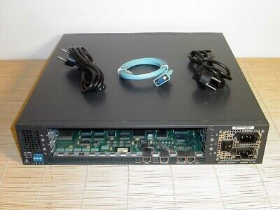 Cisco AS5300/AC2 Acces Server + AS53-4CE1, AS53-AC-RPS 2x Power Supply Netzteil