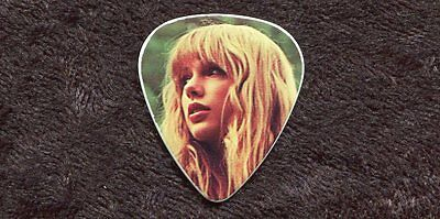 TAYLOR SWIFT 2012 Red Tour Guitar Pick!!! Concert VIP Package Pick #1