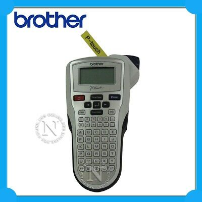 Brother PT1010 P-Touch Handheld Thermal Labeller /w 5M Starter Tape TZ label