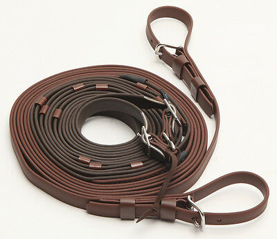 zilco  Z-Grip Single carraige  Driving Reins
