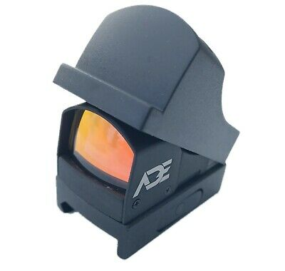 Compact Mini Micro Red Dot Sight FOR RUGER Mark III & 22/45™ ect Picatinny Mount