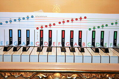 Learn Piano & Keyboard For Beginners Christmas Music Gift All Ages 5 yrs to 105