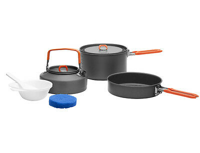 Fire Maple 2-3 Person Cooking Pot Camping Cookware Outdoor Pots Sets Feast2