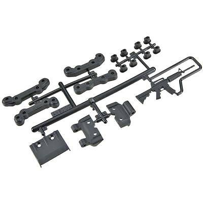 NEW Axial Chassis Guard/Toe Block Insert Set Fr/Re EXO AX80100