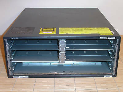 Cisco 7304 Router Chassis with 7300-PWR-AC Power Netzteil