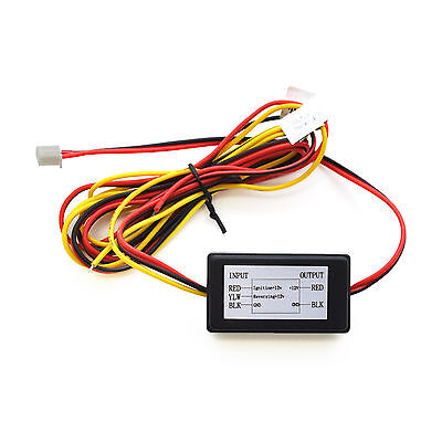 12V Canbus Bypass Relay For Cisbo Parking Sensors Ignition Power Source