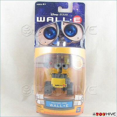 """Disney Pixar Wall-E 3"""" Factory New Wall-E Robot Figure new in worn package"""