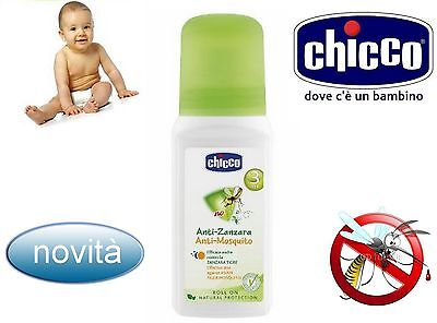 chicco antizanzara roll on 60 ml