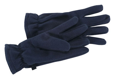 Port Authority Handy Clip Loop Cold Weather Polyester Fleece Gloves. GL01