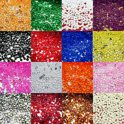6000 Diamond Confetti Wedding Table Scatter Crystal Party Decoration Acrylic Gem
