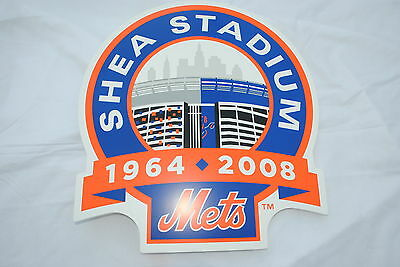 New York Mets Shea Stadium 1964-2008 Wall Plaque