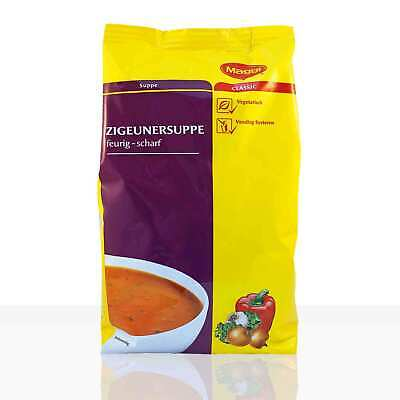 Maggi Zigeunersuppe Automatensuppe 1kg Instantsuppe