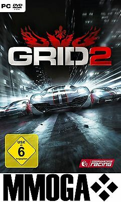 GRID 2 - Race Driver Grid 2 [DE] [PC] [STEAM] [Download] [NEU]