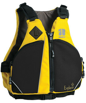 Nookie EXPLORER II BUOYANCY AID 50N PFD Sea Kayak Canoe Fish Touring Instructor