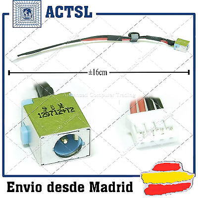 CONECTOR DC  Socket Jack Cable ACER Aspire 5750 5750G