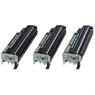 Ricoh 407096 3 Color Drum Pcu Kit Spc830Dn Spc831Dn Sp C830Dn Sp C831Dn New