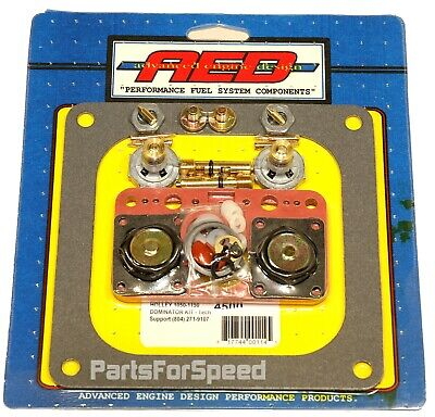 AED 4500 Holley Rebuild Kit Dominator Carbs 1050 1150 1250 750