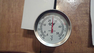 No. 3018 Dial Thermometer / hygrometer by GQF