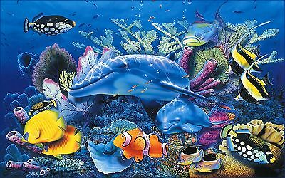 "Home Decor - Photos 8.5 x 11 Scrapbooking - ""Ocean Art"""