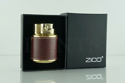 Zico (ORIGINAL) Refillable Butane Torch Lighter With Gift Box