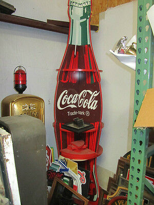 1996 Coke Cola Olympic store display Sign Rack !