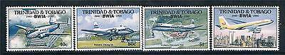 Trinidad & Tobago 1990 B.W.I.Airways SG 782/5 MNH