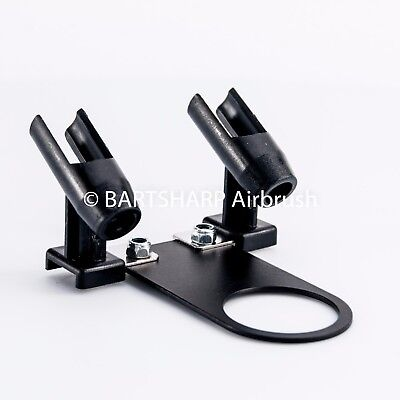Airbrush Holder for 2 Airbrushes Air Spray Pen Holder Airbrush Kit Airbrush Set