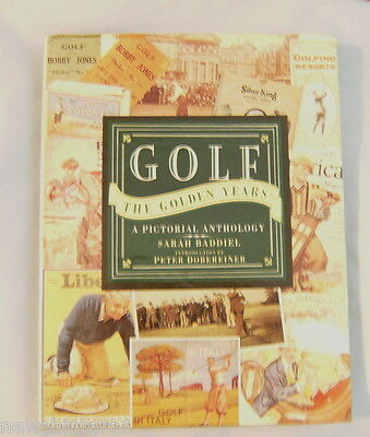 #oo. Golf History Book -  Pictorial Anthology