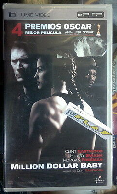 Million Dollar Baby Español Nuevo New Clint Eastwood Umd Pelicula Movie Psp