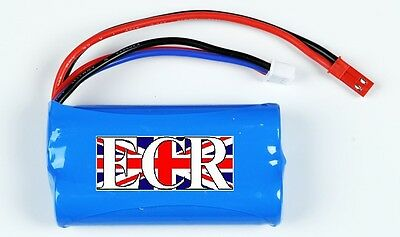 Upgrade Battery For Mjx T Series T634 T34 Battery 1500 Upgrade Helicopter Spares