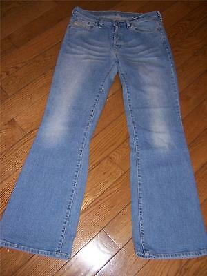 1c7c86c0 Diesel Daze Flare Button Fly Jeans Waist 31 Length 30 Stretch Made In Italy
