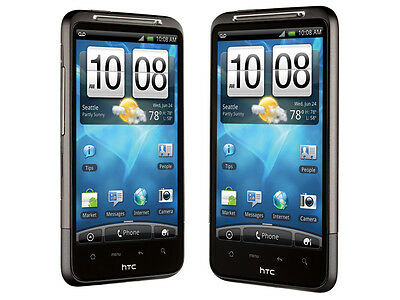 New HTC Inspire 4G AT&T Unlocked GSM Smartphone A9192 Android Touchscreen