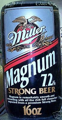 Miller Magnum Inflatable Can Sign New