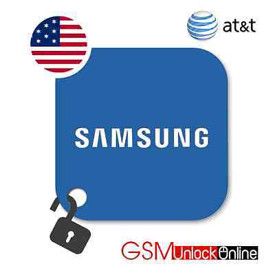 Unlock Code For USA AT&T Samsung Galaxy S2 S3 S4 S5 S6 S7 I9300 G900F Mini