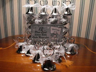 Wedding Place Card Holders  Wedding Guest Place Cards  Wedding Bells Decoration