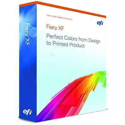 EFI Fiery XF Production Premium 6.2 1 yr Software Maintenance&Support included