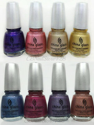 *HARD TO FIND* China Glaze Nail Lacquer- OMG Collection - Pick Any Color